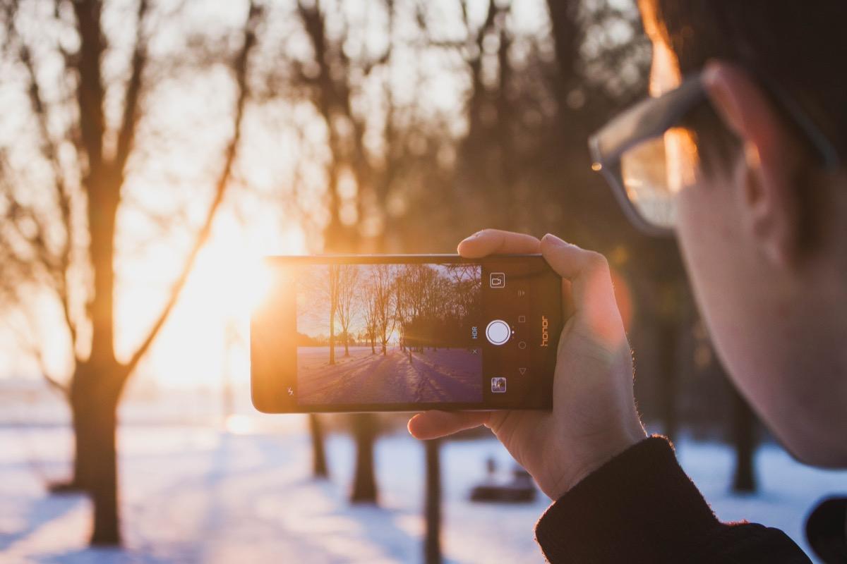 iPhone、カメラ&写真にあるHDRとは?2枚残したくない時は